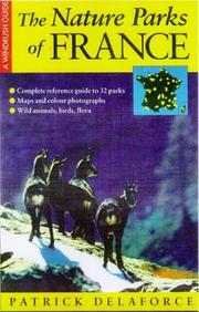 Cover of: The Nature Parks of France