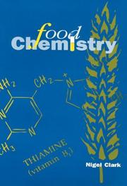 Cover of: Food chemistry