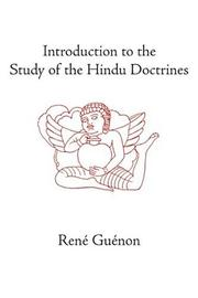 Cover of: Introduction to the study of the Hindu doctrines