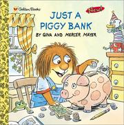 Cover of: Just a Piggy Bank | Mercer Mayer