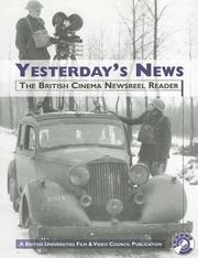 Cover of: Yesterday's News