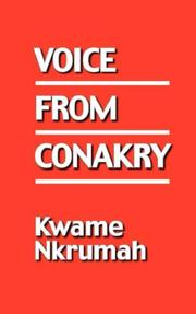 Cover of: Voice from Conakry