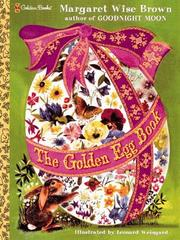 Cover of: The golden egg book |