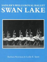 Cover of: Swan lake, Sadler's Wells Royal Ballet