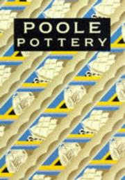 Cover of: Poole pottery