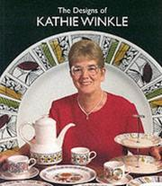 Cover of: The Designs of Kathie Winkle | Peter Leath