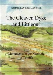 Cover of: The Cleaven Dyke and Littleour