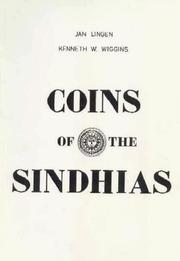 Cover of: Coins of the Sindhias | Jan Lingen