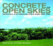 Concrete and Open Skies by Peter Dormer
