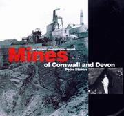 Cover of: Mines of Cornwall and Devon