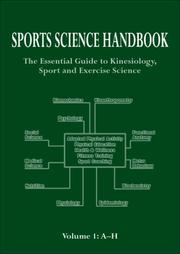 Cover of: Sports Science Handbook: Volume 1