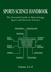 Cover of: Sports Science Handbook: Volume 2