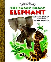 Cover of: The Saggy Baggy Elephant