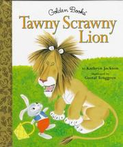 Cover of: The Tawny Scrawny Lion