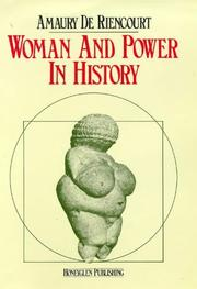 Cover of: Women and power in history