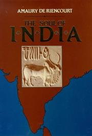 Cover of: The soul of India