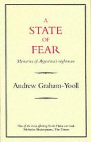 Cover of: A state of fear