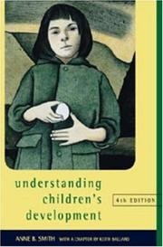 Cover of: Understanding children