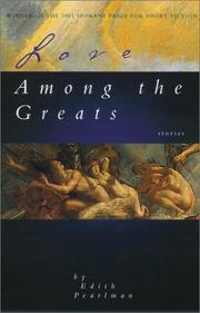 Cover of: Love among the greats and other stories
