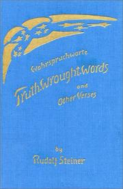 Cover of: Truth-Wrought-Words | Rudolf Steiner