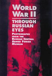 Cover of: World War II Through Russian Eyes | Armed Forces Museum Russian Central