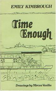 Time enough by Emily Kimbrough