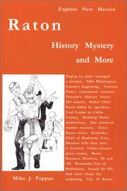 Cover of: Raton History Mystery and More