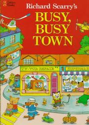 Cover of: Busy, busy town