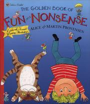 Cover of: The Golden Book of Fun and Nonsense (Golden Classics)