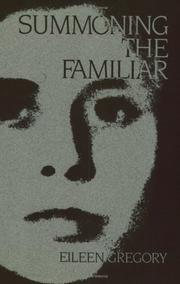 Cover of: Summoning the Familiar