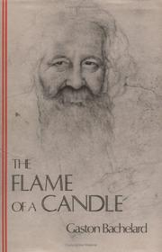 Cover of: The flame of a candle
