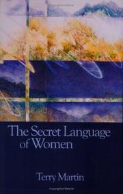 Cover of: The Secret Language of Women