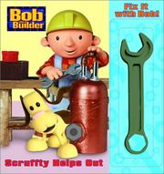 Fix It with Bob by Golden Books