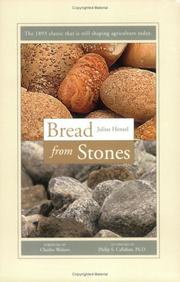 Cover of: Bread from stones | Julius Hensel