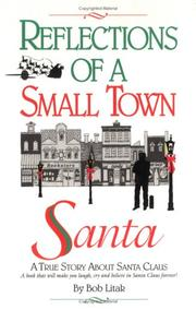 Cover of: Reflections of a small town Santa