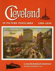 Cover of: Cleveland in early postcards, 1900-1930