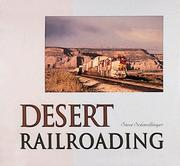 Cover of: Desert railroading