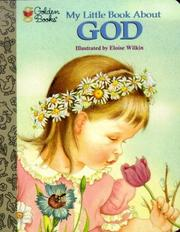 Cover of: My Little Book About God | Jane Watson