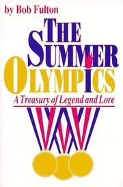 Cover of: The Summer Olympics