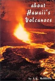 Cover of: About Hawaii's Volcanoes