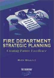 Cover of: Fire department strategic planning