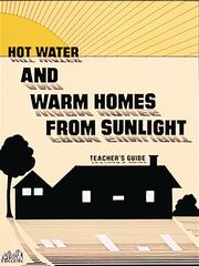 Cover of: Hot Water and Warm Homes from Sunlight (Great Explorations in Math and Science)