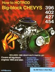Cover of: Hotrod Bb Chevy Hp42