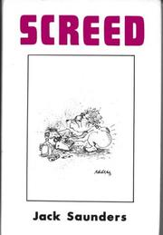 Cover of: Screed