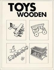 Cover of: Toys Wooden | Jim Hasenau