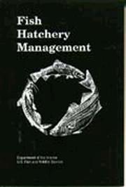 Fish hatchery management 1986 edition open library for Alabama fish hatcheries