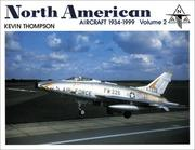 Cover of: North American aircraft. | N. L. Avery