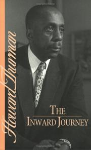 Cover of: The inward journey