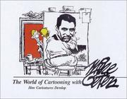 Cover of: The world of cartooning