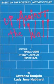 Cover of: Up against the wall